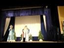 Поздравления от Снегурочки и Деда Мороза