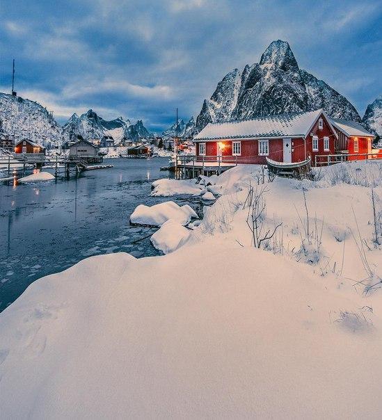 Роскошные пейзажи Норвегии - Страница 37 VByuMqcHU3c