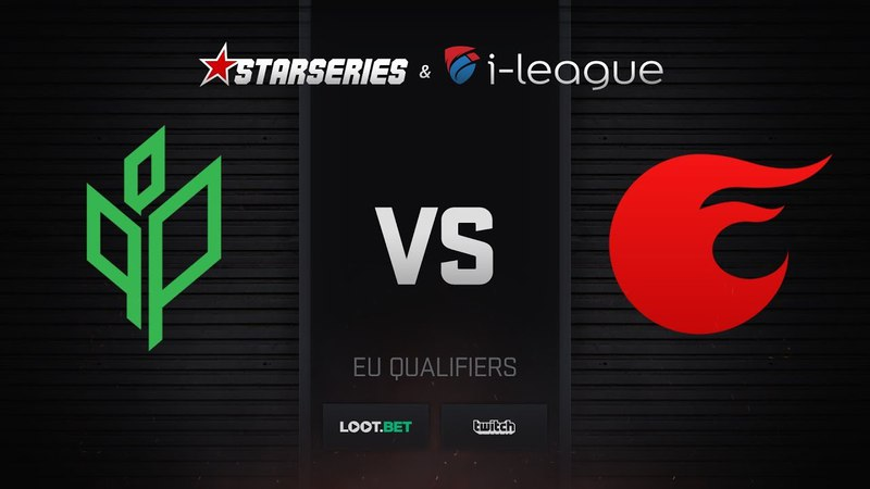 Sprout vs eXtatus map 1 overpass StarSeries i League S5 EU Qualifier