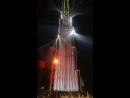 Новогоднее лазерное шоу, попавшее в Книгу Рекордов Гиннеса