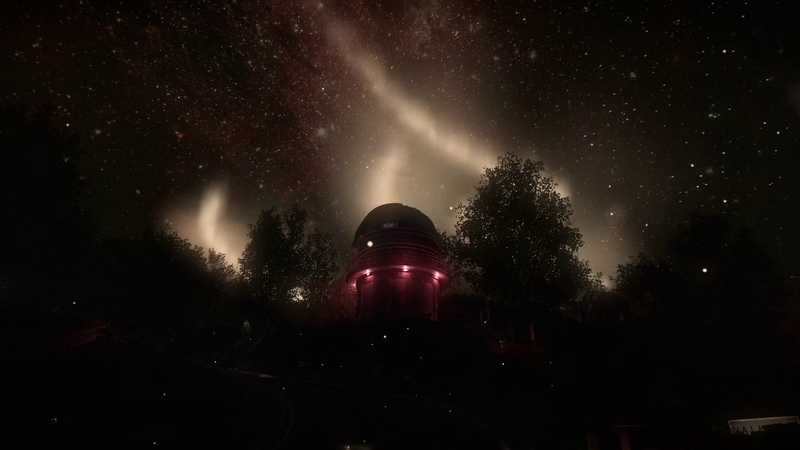ASMR - Everybodys Gone to the Rapture - Nap Time At the Observatory - Ambient Music