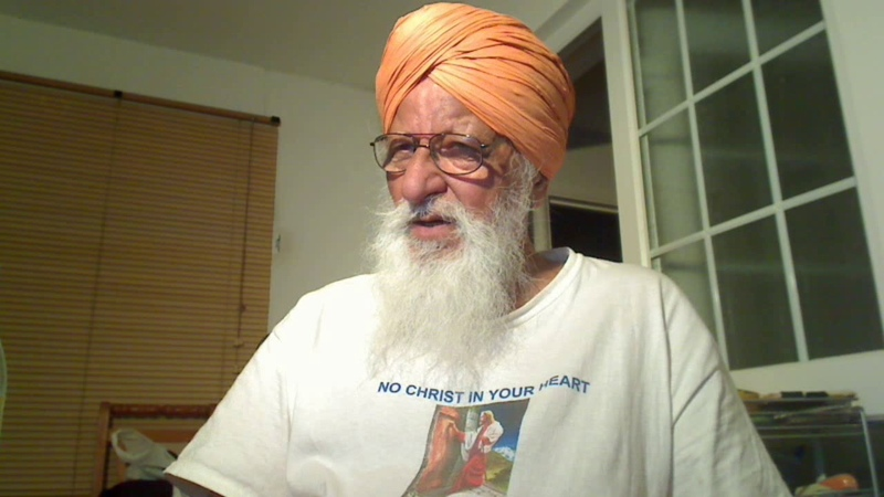 Punjabi - Satguru Ram Dass Ji confirms that a GurSikh is welcomed into the House of our Father.