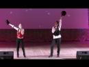 Пашнева Дарья и Гордеева Евдокия - Мы танцуем джаз