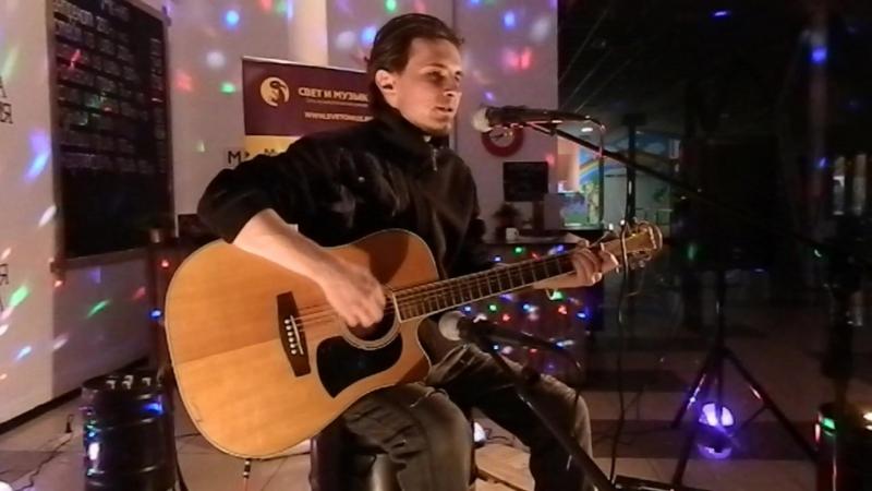Юрий Дадочкин - Акустический рок фестиваль МЯСО