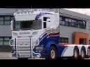 NEW Scania R560 V8 Per Broddes Sweden (HD)