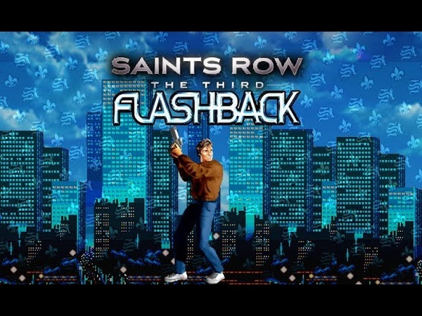Saints Row The Third (PC) - Creating Conrad from Flashback - Gameplay