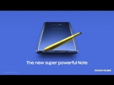 Samsung Galaxy Note9 Official Introduction Video