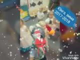 Новый год в частном детском саду-ясельках