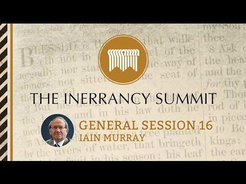 Пасторская конференция 2015   GS16   Иан Мюррей   Нападки на Слово Божье