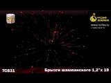 ТС831 Батареи салютов Брызги шампанского