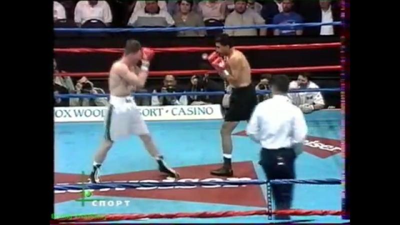 Микки Уорд vs Марк Фернандес (полный бой) [14.04.1998]