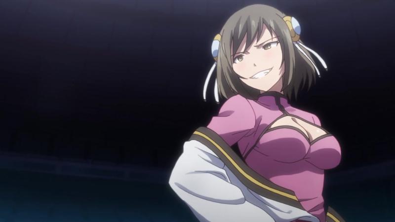 Боевая академия города Астериск / Gakusen Toshi Asterisk (13-18 серии)