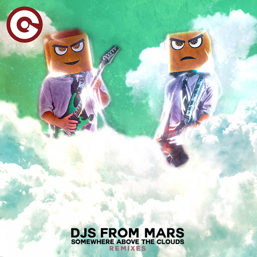 Djs From Mars альбом Somewhere Above the Clouds (Remixes)