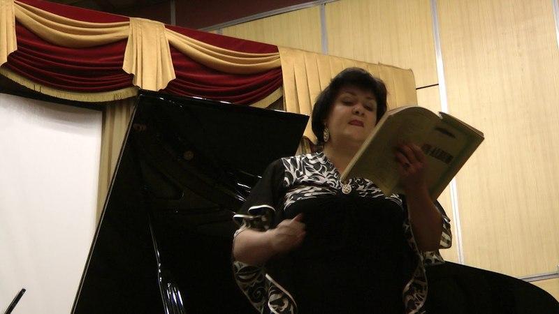 Агнус Деи Исполняет Лариса Лазарева (меццо сопрано) за роялем Светлана Аптекарь Айнагулова