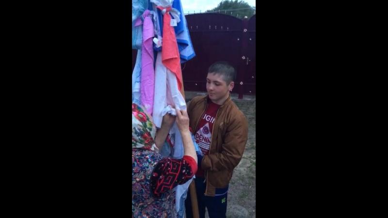 Танай-Турай авылында сабантуйга булэклэр жыю мизгеле
