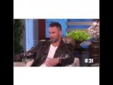 Adam on Ellen about Girls Like You video