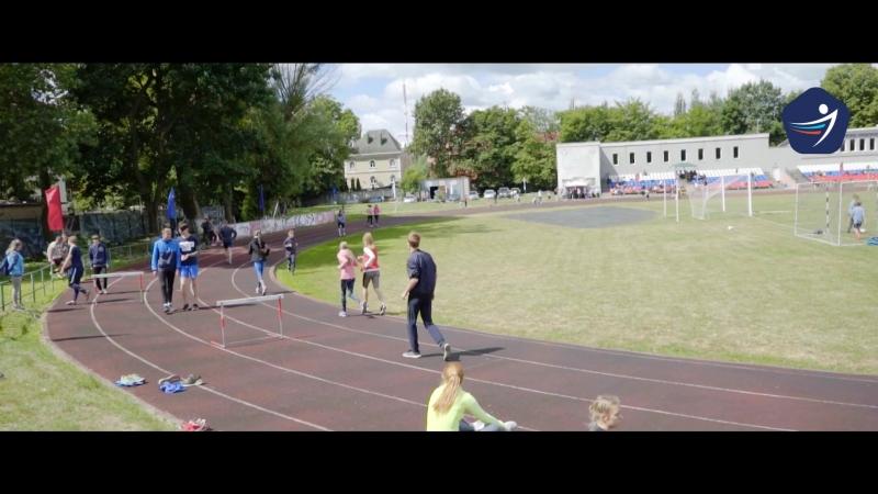 Легкоатлетические старты на призы Татьяны Зеленцовой, Калининград, 2018