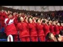 Болельщицы из КНДР на Олимпиаде в Южной Корее