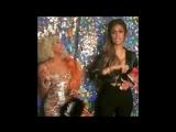 Shangela & Tyra Banks