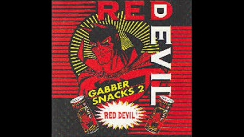 GABBER SNACKS VOL. 2 (FULL ALBUM 140_31 MIN] RED DEVIL HD HQ HIGH QUALITY