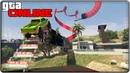 ПУТАЮЩАЯ ПЕДАЛИ БЛОНДИНКА В GTA 5 ONLINE (ГТА 5 ОНЛАЙН) 🎁ИГРА ЗА ПОДПИСКУ ONE MASTER