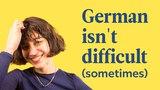 Is German Easy?   German Cognates   German In 60 Seconds