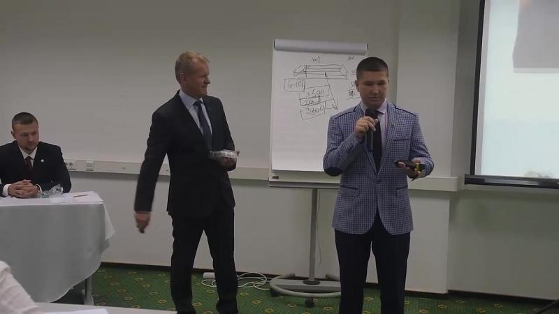 Почему МЛМ? Руслан Кагарманов