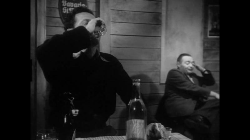Потерянный / Der Verlorene / 1951. Режиссер: Петер Лорре.