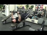 Степан_Тренировка на грудные мышцы