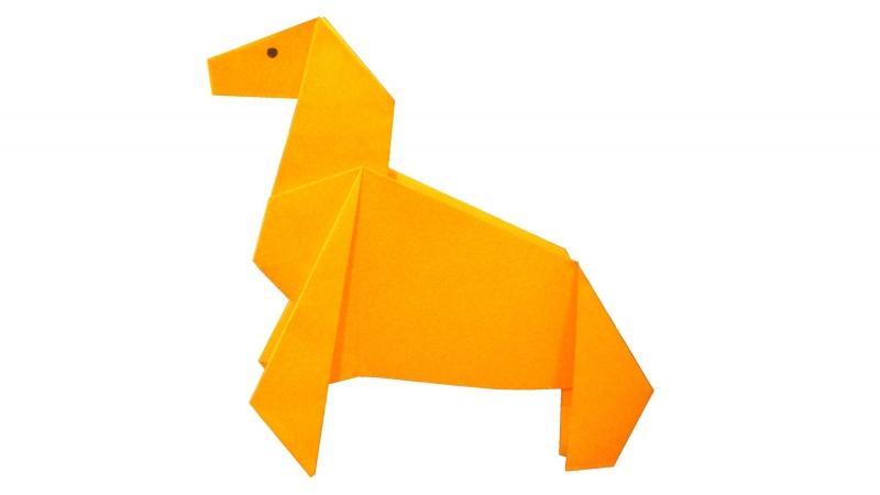 Origami Horse ...พับม้ากัน...
