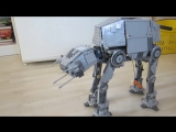 Lepin 05050 the same LEGO 75054 AT-AT the Robot Electric Remote Control