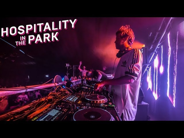 Etherwood - Live @ Hospitality In The Park 2017 (23.09.17)