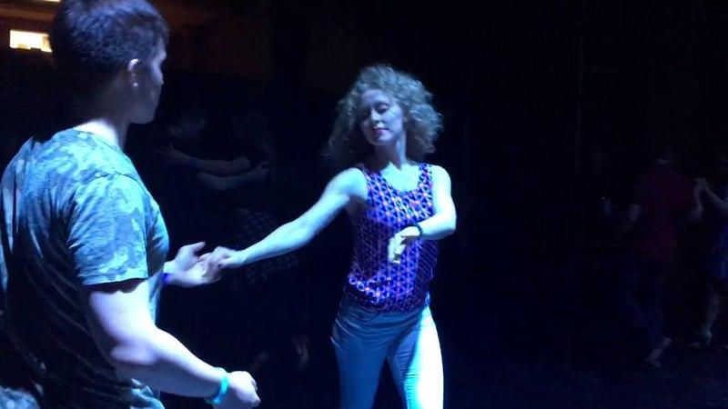 Артем Воронов и Ирина Привалова Brazilian Zouk