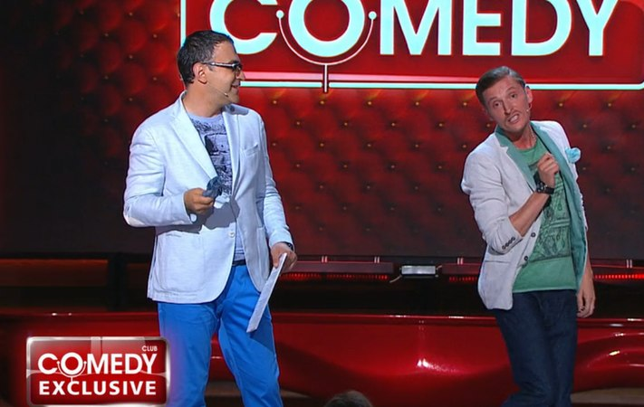 Comedy Club Exclusive 80 выпуск