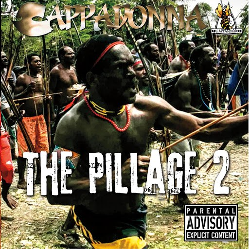 Cappadonna альбом The Pillage 2