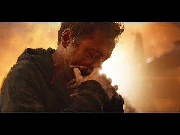 Tony Stark Peter Parker   Saturn ( Avengers: Infinity War ) SPOILERS