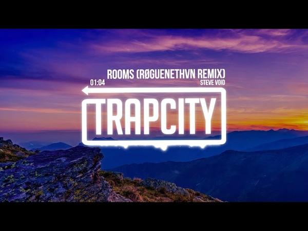 Steve Void - Rooms (RØGUENETHVN Remix) [Lyrics]