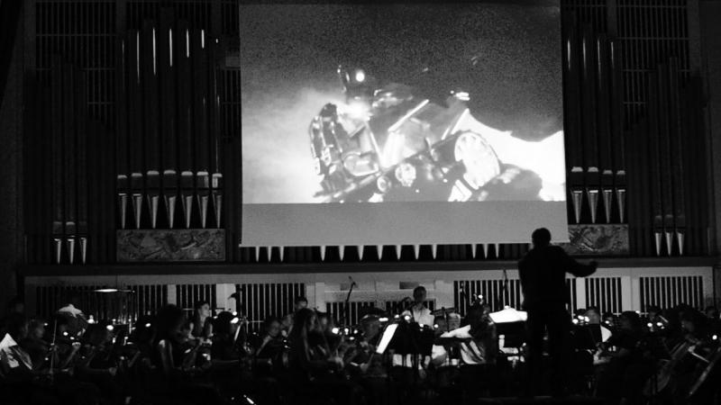 Brad Fidel. Terminator Theme