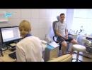 «Зенит-ТВ» предсезонный медосмотр в ММЦ «СОГАЗ»