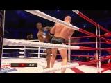 Влад Дёмин (Россия) VS Кристиан Вуапи (Камерун) 91 кг. REM-93