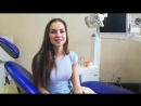Отзыв клиентки клиники Зубы без боли