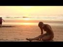 Эту девушку увидели на пляже,и незаметно начали снимать