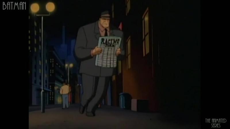 Бэтмен 1 64 Читай по губам Read My Lips Batman The Animated Series