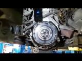 Ремонт по замене сцепления на  Volvo v50