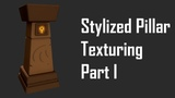 Stylized Texture in Substance Painter 2018 (Part 1)
