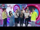 [RUS SUB] 180422 SBS Inkigayo VIXX Comeback Interview
