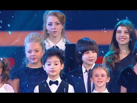 Яна Меликаева - Олимпийский вальс (Песня года 2014)