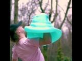 Что будет если врезать водяному шару?