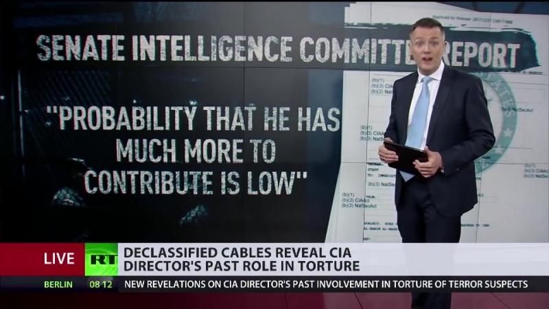 CIA-Direktorin Gina Haspel glaubt nicht an Folter, aber an die Ergebnisse