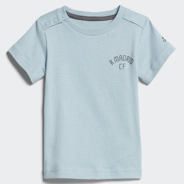 Комплект: футболка и шорты Реал Мадрид Mini Me